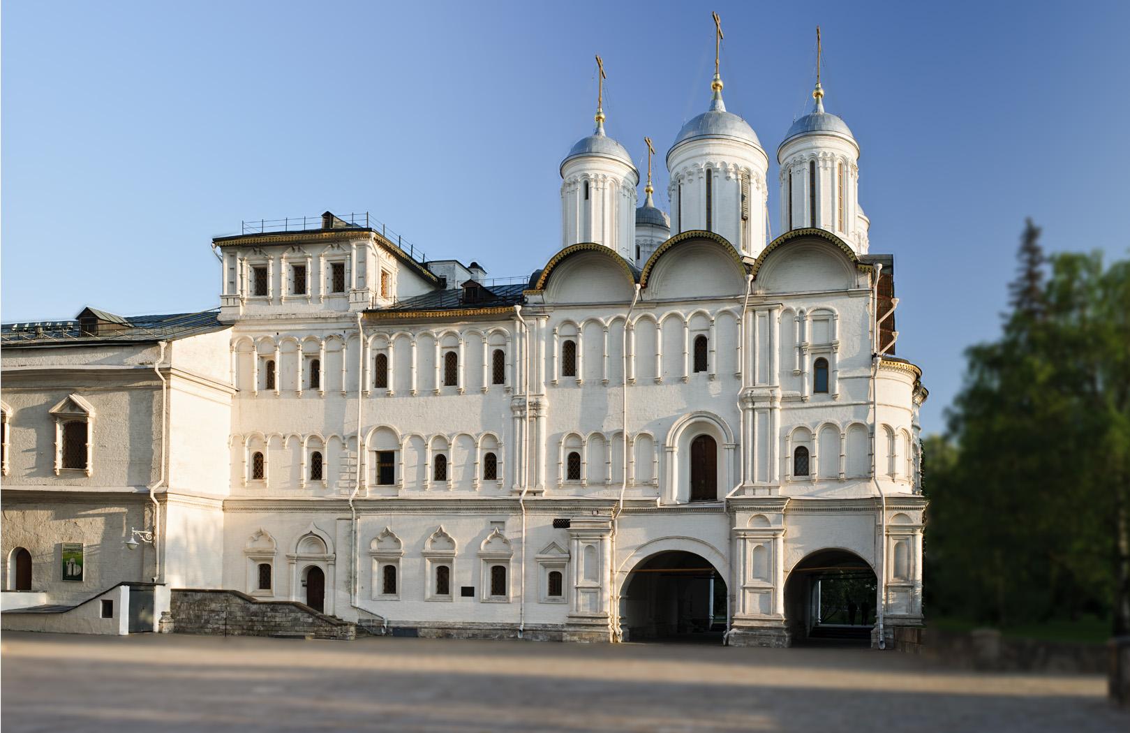 патриаршие палаты картинка1
